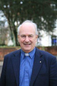 Rev'd Derek Hinge