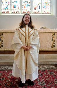 Rev'd Emily Davies