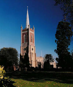 St Michael's Church, Bishops Stortford
