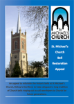 Church Bells Appeal Leaflet